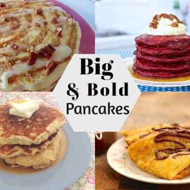 4 Big & Bold Pancake Day Recipes!