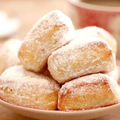 Homemade Beignets (Baked Not Fried)