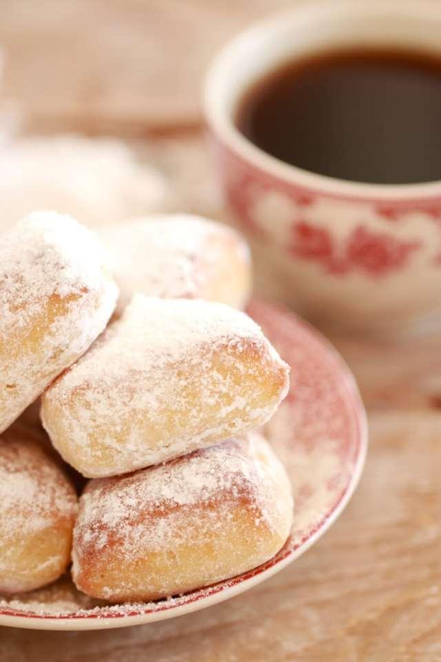 Homemade Beignets Baked Not Fried Gemma S Bigger