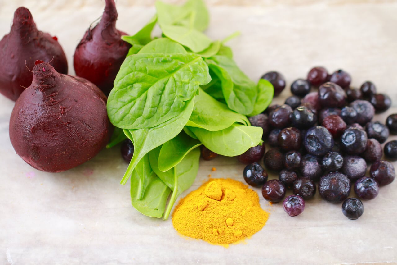 How To Make All Natural Homemade Food Coloring