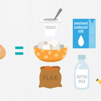 7 Best Egg Substitutes for Baking Recipes & How to Use Them