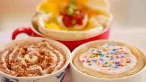 Microwave Breakfasts in a Mug