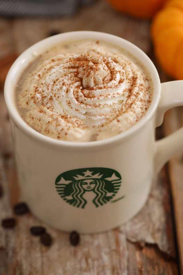 Starbucks Pumpkin Spice Latte, Starbucks drinks, how to make Starbucks Pumpkin Spice Latte, how to make Pumpkin Spice Latte, Pumpkin Spice Latte recipe, copycat Pumpkin Spice Latte, starbucks holiday drinks
