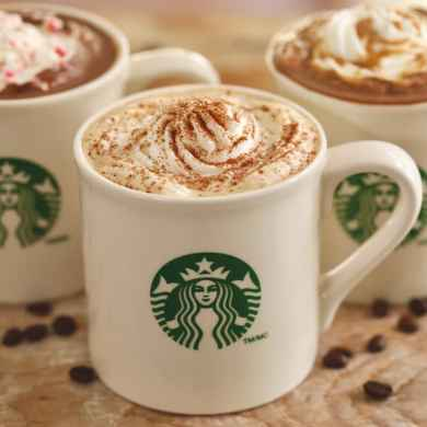 Homemade Starbucks Pumpkin Spice Latte