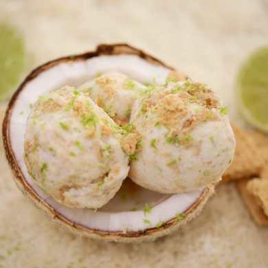 Key Lime Pie Dairy-Free Ice Cream