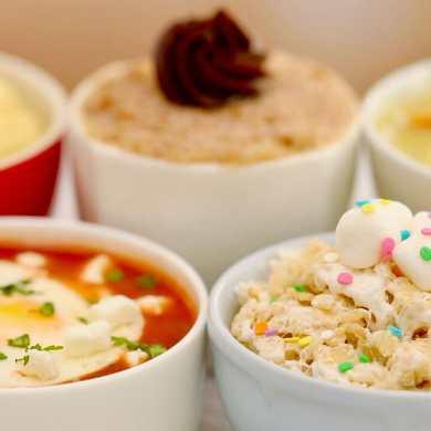 Microwave Mug Meals Worldwide