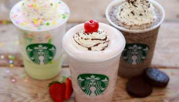 Starbucks Frappuccinos Secret Menu