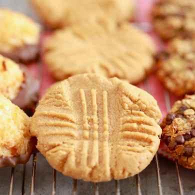 3 Ingredient Cookies: Three AMAZING Recipes!