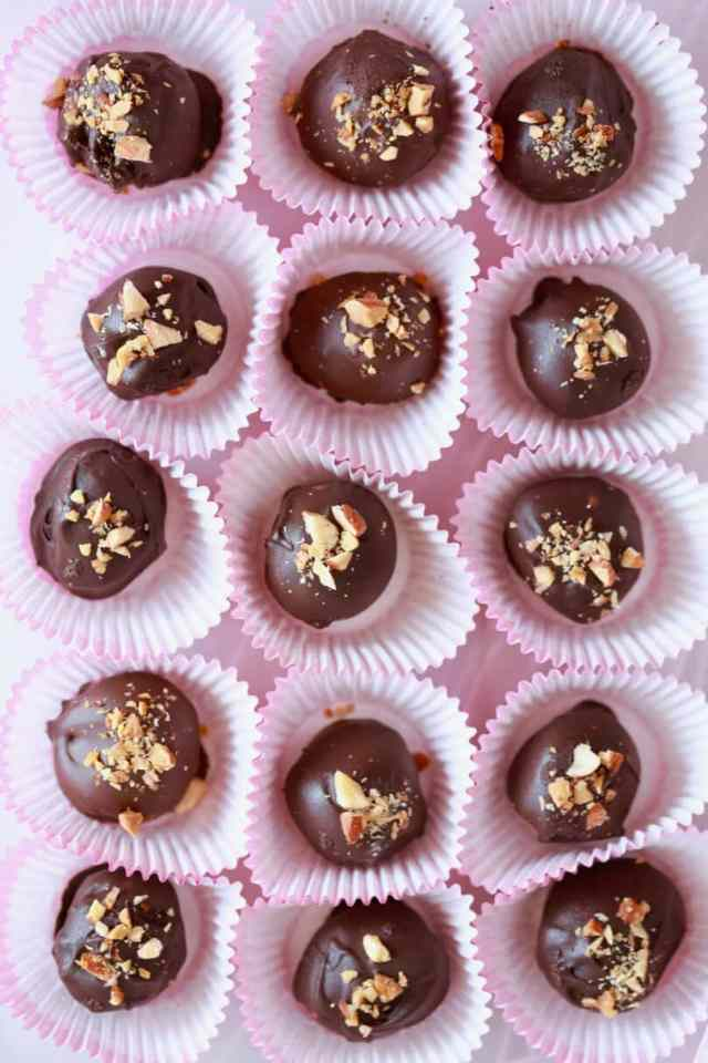 3 Ingredient Nutella Truffles Gemma S Bigger Bolder Baking