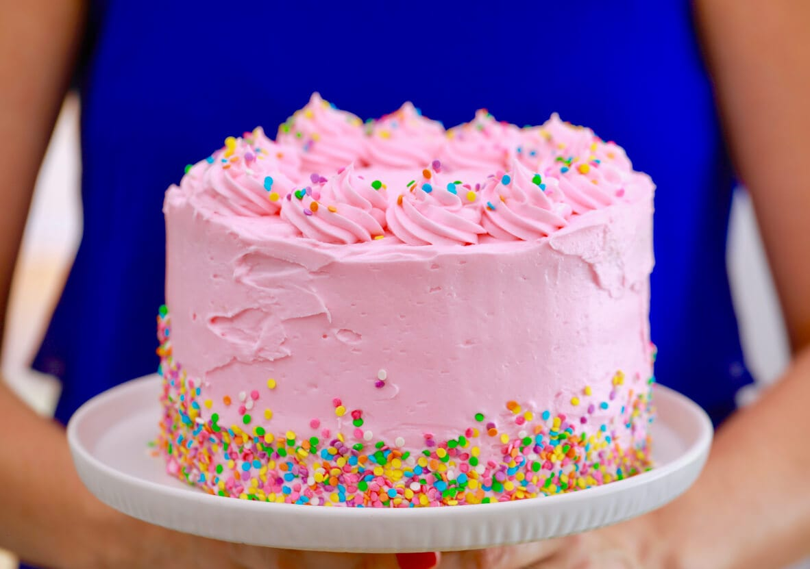50 Best Cake Recipes With Videos