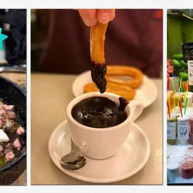 Gemma Eats...Barcelona, Spain Travel Food Guide