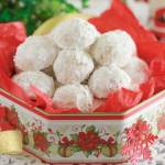 Classic Snowball Cookies