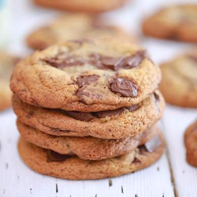 Gemma's Best Ever Chocolate Chip Cookies Recipe