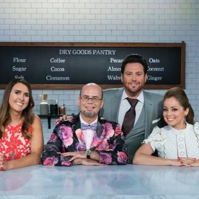 Guest Judge on Best Baker in America