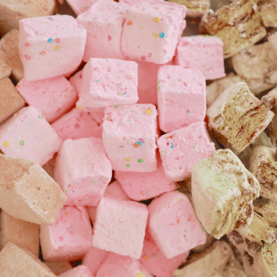 Homemade Marshmallow Recipe with 3 Amazing Flavors