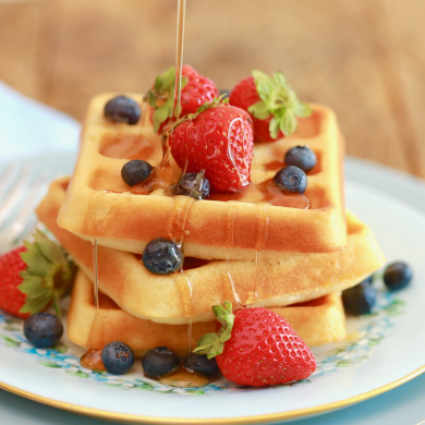 How To Make Waffles Without A Waffle Maker