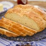 Simple White Irish Soda Bread