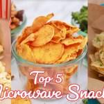 Top 5 Microwave Snacks