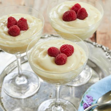 Classic Homemade Vanilla Pudding