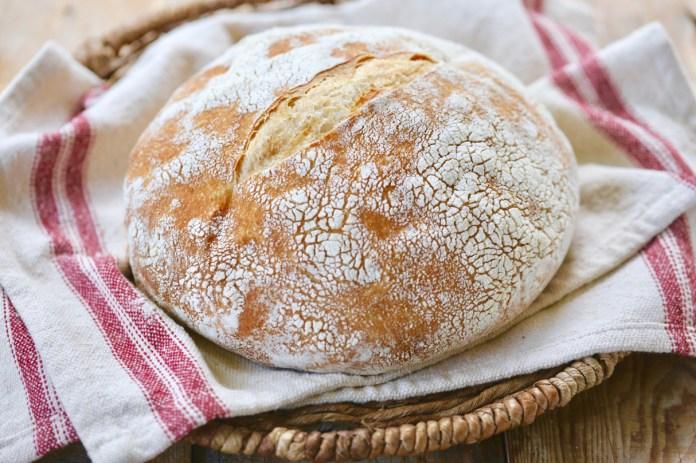 Perfectly Crusty Sourdough Bread For Beginners Bigger Bolder Baking