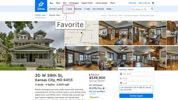 Zillow for airbnb