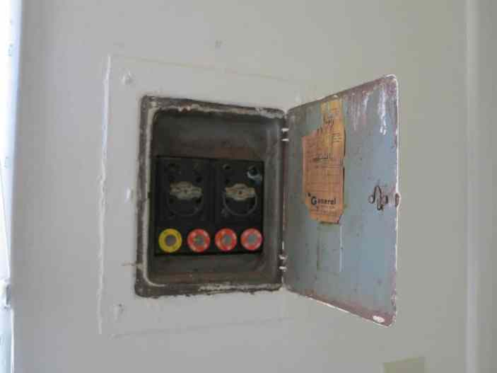fuse box in need of updating