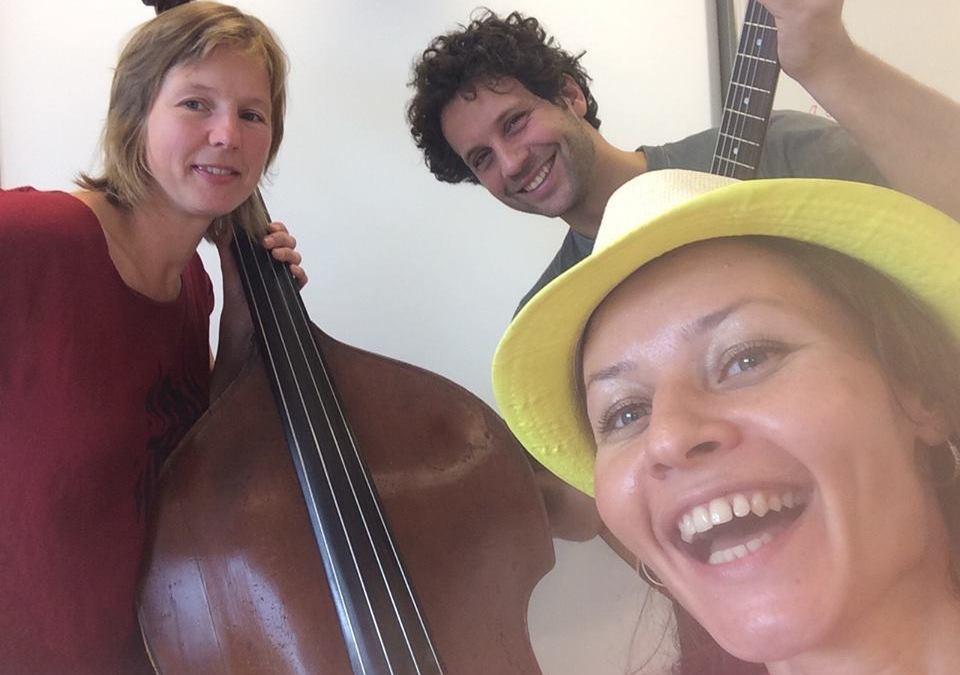 Trio Koleidoskop (zigeuner muziek)