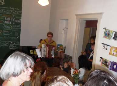 Charles Schouten & Friends - Sijthoff Café '16