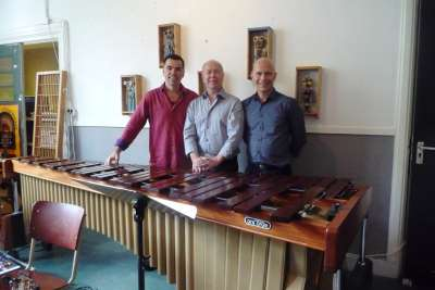 Holland Marimba Duo + one - Old School '16
