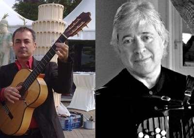 Duo Antonio & Arkadi (Italiaanse Volksmuziek)
