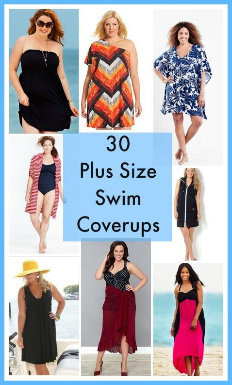 9ecaead3c2 30 Great Plus Size Swim Cover Ups - BigGirlsGuide
