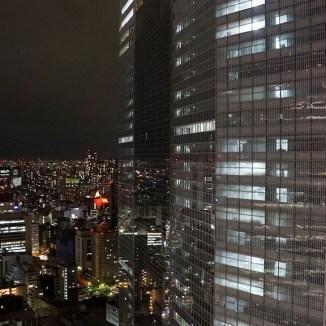 Blick bei Nacht
