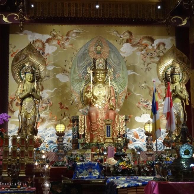 Buddha Zahn Temple