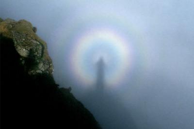 Brocken Spectre © Richard Cross