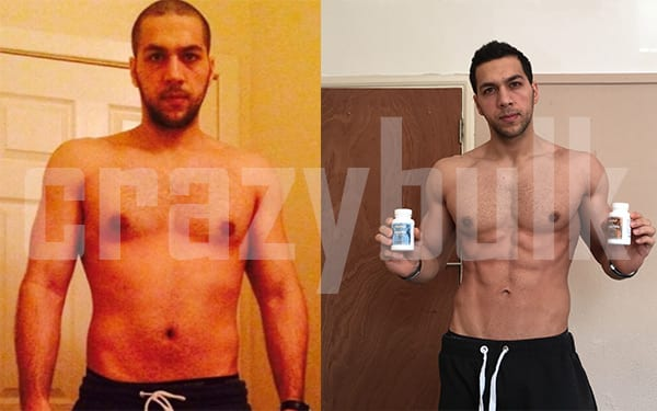 Anvarol before and after results