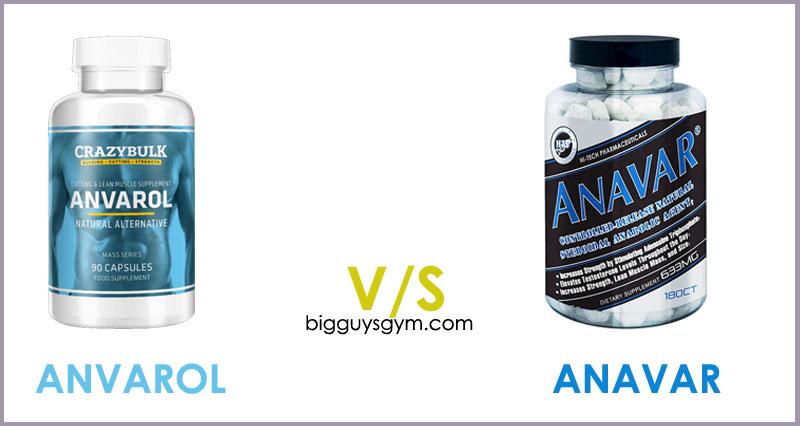 Anvarol or Anavar steroids