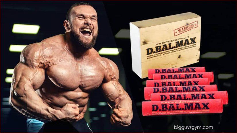 Dbal Max for bodybuilding