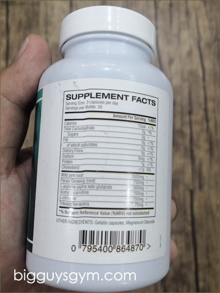 ingredients in Deca durabolin
