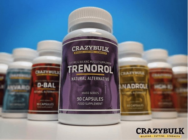 Crazy Bulk supplements review
