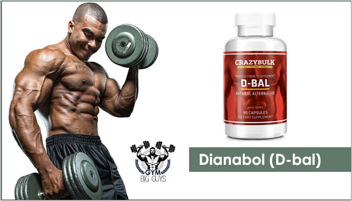 D-Bal Review – Best Dianabol (dbol) Alternative Steroids for Muscle Building in 2020!