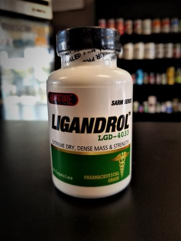 sarm  Ligandrol review