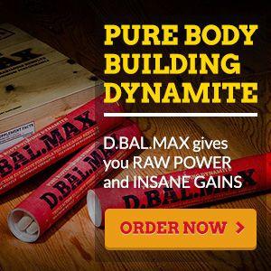 Buy D-bal Max