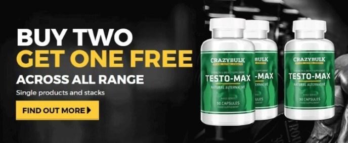 Buy Testo Max Testosterone Booster