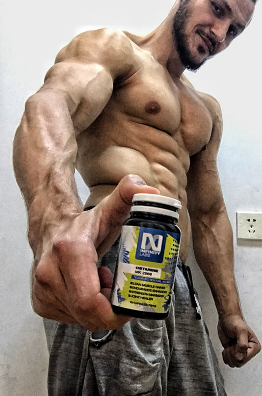Ostarine Sarms Stack