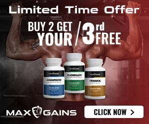 Buy Max Gains supplements online