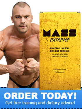 Buy Muscle growth supplements