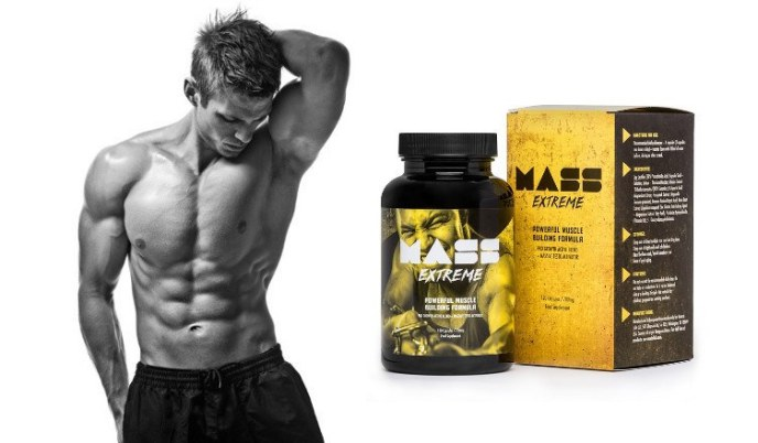 How Mass Extreme supplement works