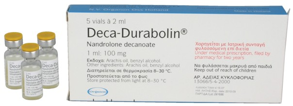 Deca Durabolin Steroids