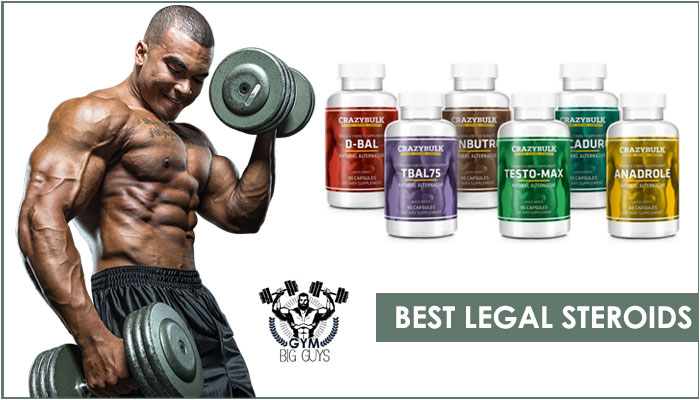 Legal Steroids – Top 7 Anabolic Steroids and Their Legal Alternatives! [2020]