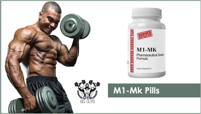 M1-MK Review – Best PCT Supplement for Anabolic Steroids and SARMs! [2020]